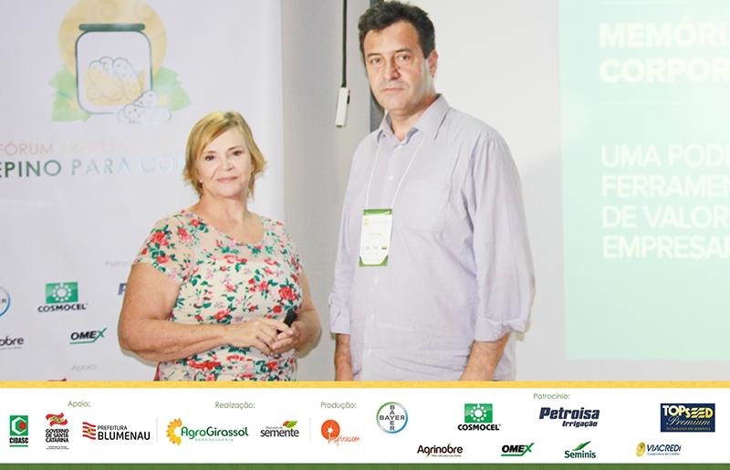 """Apresentação do Projeto """"Nossa Melhor Colheita – A Saga do Pepino no Brasil"""""""